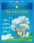 The Wind Rises Blu-Ray Cover Art