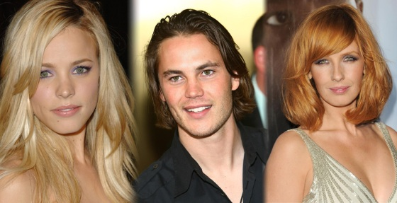 'True Detective' Casts Rachel McAdams, Taylor Kitsch, and Kelly Reilly