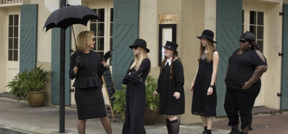 American Horror Story Coven Now on Netflix