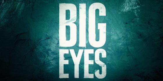Big Eyes Movie Title Logo