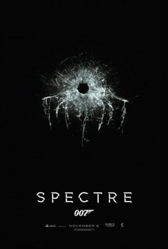 Bond 24 SPECTRE Teaser Poster
