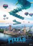 Centipede 'Pixels' Poster