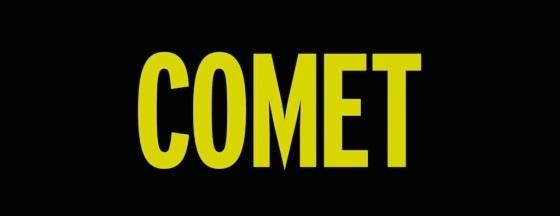 Comet 2015 Movie Title Logo