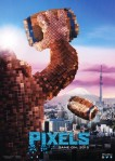Donkey Kong Pixels Poster