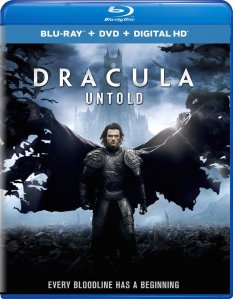 Dracula Untold Blu-ray Box Cover Art