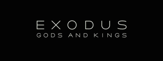 Exodus Gods and King Title Movie Logo