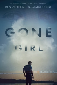 Gone Girl Blu-Ray Box Cover Art