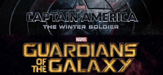 Guardians of the Galaxy Captain America  The Winter Soldier