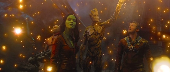 Guardians of the Galaxy Now on Blu-ray and DVD
