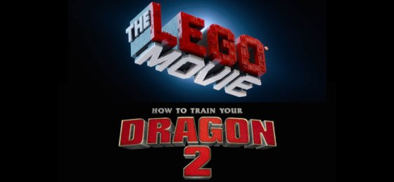 How To Train Your Dragon 2 The LEGO Movie