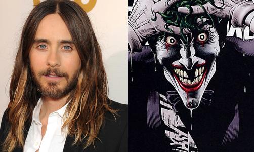 Jared Leto The Joker Suicide Squad Movie