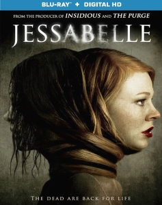 Jessabelle Movie Blu-ray Box Cover Art