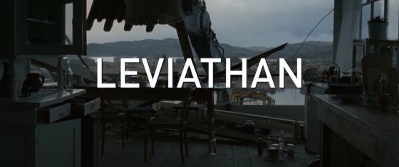 Leviathan Movie Title Logo