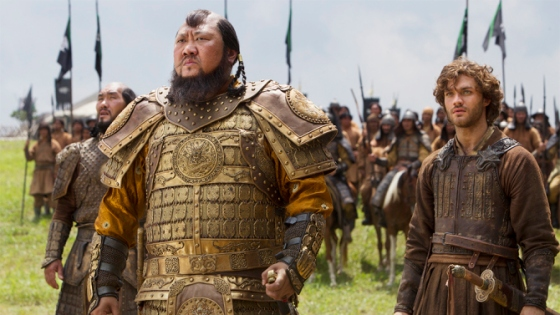 Marco Polo Now On Netflix