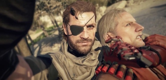 Metal Gear Online Trailer Phantom Pain