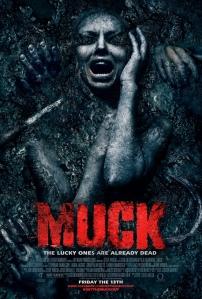 Muck Blu-Ray Cover art
