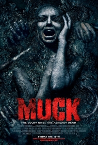 Muck Blu-Ray Cover art