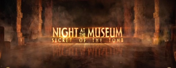 Night at the Museum 3 Night at the Museum Title Movie Logo
