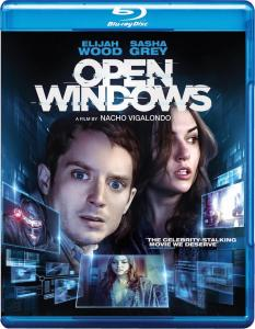 Open Windows Blu-Ray Box Cover Art