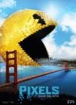 Pac-Man 'Pixels' Poster