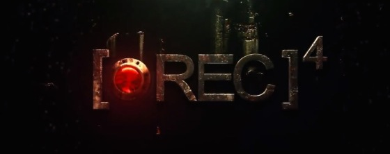 REC 4 Apocalypse Movie Title Logo