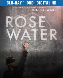 Rosewater Blu-ray Box Cover Art