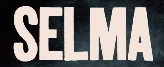 Selma Movie Title Logo