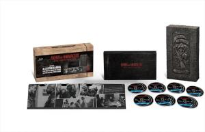 Sons of Anarchy The Complete Series Blu-Ray Box Set