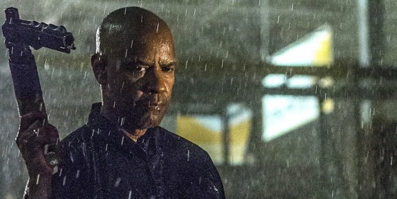 The Equalizer Now on Blu-Ray