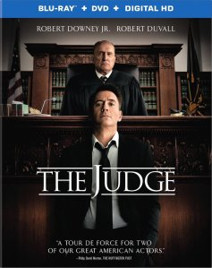 The Judge Blu-ray Box Cover Art