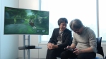 The Legend of Zelda Wii U Game Awards Teaser Gameplay 3