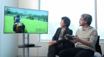The Legend of Zelda Wii U Game Awards Teaser Gameplay 6