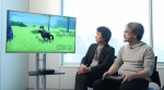 The Legend of Zelda Wii U Game Awards Teaser Gameplay 8