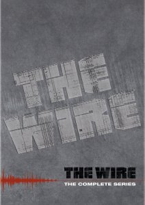 The Wire Blu-ray Box Cover Art