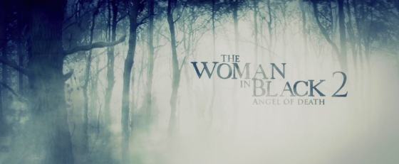 The Woman in Black 2 Angel of Death Movie Title Logo