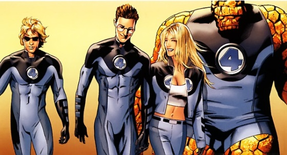 Fantastic Four Reboot Synopsis