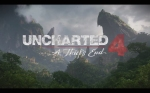 Uncharted 4 A Thief's End Title Logo