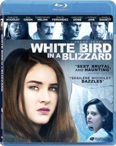 White Bird in a Blizzard Blu-ray Box Cover Art