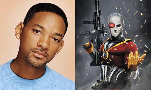 Will Smith Deadshot Suicide Squad Movie