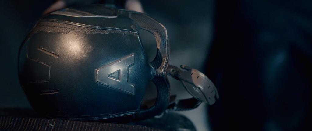Avengers Age of Ultron Movie Screenshot Captain America Helmet