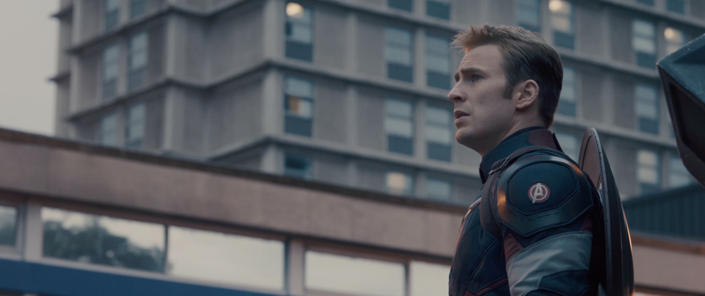Avengers Age of Ultron Movie Screenshot Chris Evans Captain America 1