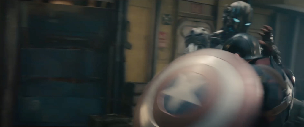 Avengers Age of Ultron Movie Screenshot Chris Evans Captain America Shield