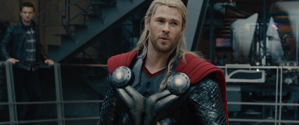 Avengers Age of Ultron Movie Screenshot Chris Hemsworth Thor 1