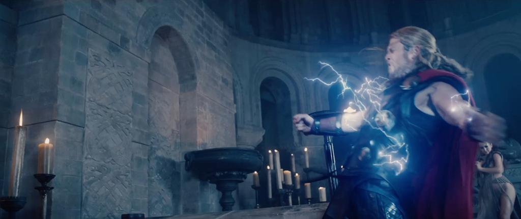Avengers Age of Ultron Movie Screenshot Chris Hemsworth Thor 6
