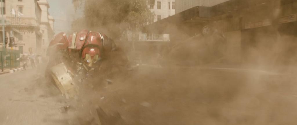 Avengers Age of Ultron Movie Screenshot Hulkbuster Armor 10