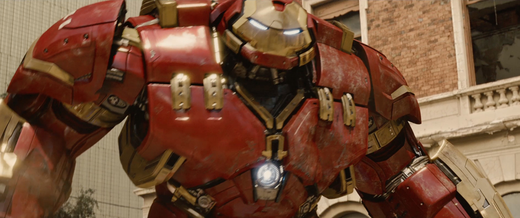Avengers Age of Ultron Movie Screenshot Hulkbuster Armor 3