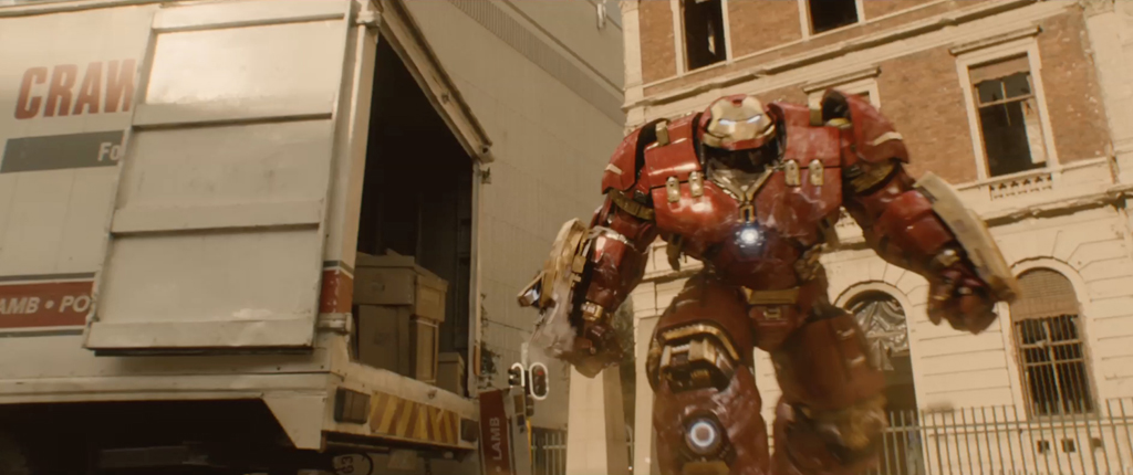 Avengers Age of Ultron Movie Screenshot Hulkbuster Armor 4