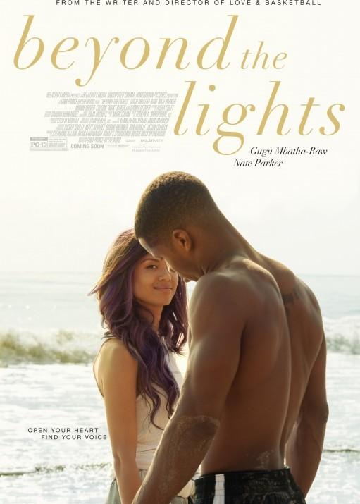 Beyond the Lights Blu-Ray Box Cover Art