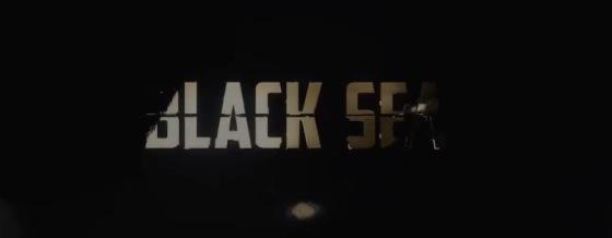 Black Sea 2015 Title Movie Logo