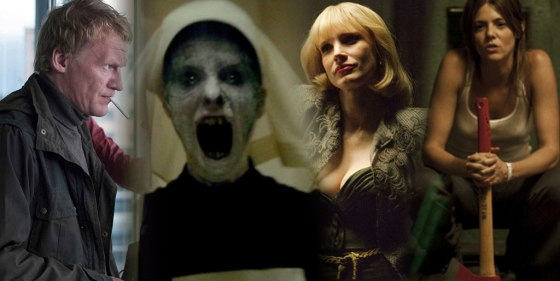 Box Office Battlefield The Woman in Black 2, A Most Violent Year, Leviathan, and [REC] 4